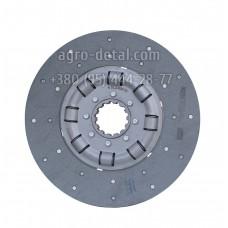 Диск ведомый А52.21.000-70 сцепления мягкий с пружиной (диск фередо),дизельного двигателя А 41