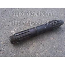 Вал муфты сцепления 41-2103-3, (41-21с16) дизельного двигателя А 41 производства завода   АМЗ