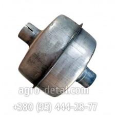 Глушитель 31-17с2 двигателя СМД 31,СМД 31А,СМД 31.01,СМД 31Б.04,комбайна Дон 1500 .