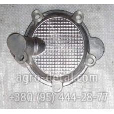 Крышка теплообменника 31-1102-1 двигателя СМД 31,СМД 31А,СМД 31.01,СМД 31Б.04,комбайна Дон 1500.