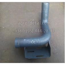 Труба выпускная 18Н-17с3-1  (выхлопная),системы выпуска отработаных газов трактора ДТ 75, ДТ-75Н,ДТ-75М,ДТ-75МВ,ДТ-75НБ сдвигателем СМД-18, СМД-18Н.01.