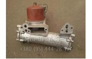 Водомасляный теплообменник 31-11с2А двигателя СМД 31,СМД 31А,СМД 31.01,СМД 31Б.04 комбайна Дон 1500