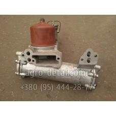 Водомасляный теплообменник 31-11с2А двигателя СМД 31,СМД 31А,СМД 31.01,СМД 31Б.04,комбайна Дон 1500.