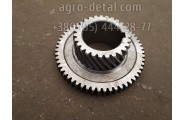 Блок зубчатых колес 22-04С12 шестерня коленвала двигателя СМД-15,СМД-17,СМД-18, СМД-18Н.01,СМД-19,СМД-20,СМД-22,СМД-23