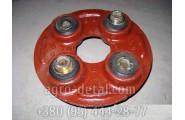 Головка кардана 77.36.011 мягкое соединение передачи карданной трактора ДТ-75,ДТ-75Н