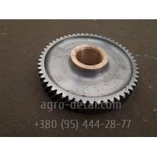 Колесо зубчатое промежуточное СМД1-05С6 (шестерня паразитная),двигателя СМД-14,СМД-15,СМД-17,СМД-18, СМД-18Н.01,СМД-19,СМД-20,СМД-22,СМД-23.