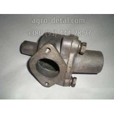 Корпус термостата 14Н-13С5А двигателя СМД-14,СМД-15,СМД-17,СМД-18, СМД-18Н.01,СМД-19,СМД-20,СМД-22,СМД-23.