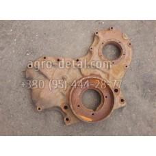 Крышка картера зубчатых колес 14-02С6 передняя, двигателя СМД-14,СМД-15,СМД-17,СМД-18, СМД-18Н.01,СМД-20,СМД-22,СМД-23.