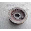 Шкив коленчатого вала 14-0406-2 двигателя СМД15,СМД17,СМД18,СМД18Н.01,СМД19,СМД20
