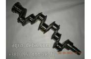 Вал коленчатый 20-04С9 двигателя СМД-15,СМД-17,СМД-18,СМД-18Н.01,СМД-20,СМД-22