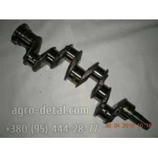 Вал коленчатый 20-04С9  двигателя СМД-15,СМД-17,СМД-18, СМД-18Н.01,СМД-20,СМД-22.