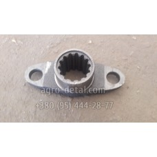 Вилка кардана 77.36.120-1А передачи карданной,трактора ДТ-75,ДТ-75Н,ДТ-75М,ДТ-75МВ,ДТ-75НБ