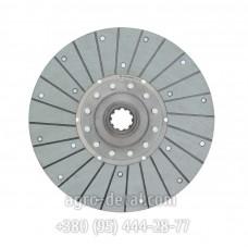 Диск ведомый 45-1604040 А3-1 муфты главного сцепления (диск фередо),двигателя Д 65 трактора ЮМЗ 6,ЮМЗ 6Л,ЮМЗ 6АЛ,ЮМЗ 6К