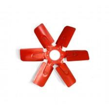 Крыльчатка вентилятора Д65-1308050 СБ (вентилятор),двигателя Д 65 трактора ЮМЗ 6,ЮМЗ 6Л,ЮМЗ 6АЛ,ЮМЗ 6К,ЮМЗ 6АК