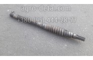 Червяк 700А.34.22.018-1 гидроуселителя руля ГУР колесного трактора К-700,К-701