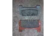 Колодка 700А.00.23.110 стояночного тормоза трактора К-700,К-701