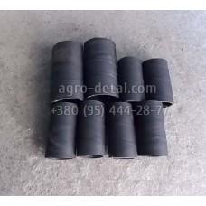 Патрубки водяного радиатора Кировец К 700 с двигателем ЯМЗ 238