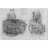 Коробка передач трактора С 100,С 80