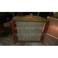 Радиатор водяной 08525 в сборе двигателя Д 108,КДМ 100,КДМ 46 трактора С100