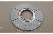 Диск сцепления 18-14-135СП ведомый двигателя Д160 бульдозера Т130