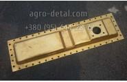 Бак радиатора нижний 150.13.201 без патрубка трактора Т150