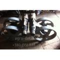 Каретка подвески 180Р.31.040 центральных катков правая,гусеничного трактора  ХТЗ-181