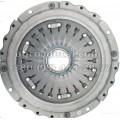 Корзина сцепления 182-1601090  ( диск нажимной ) в сбое, лепестковой корзины,Т 17221,,Т-150-05-09-25,ХТЗ-181.