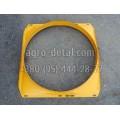 Кожух вентилятора 172.13.106 (диффузор)  радиатора тракторов с двигателем ЯМЗ, ХТЗ-17221