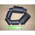 Патрубок Т150 радиатора 125.13.256А резиновый тракторов ХТЗ, Т-150,Т-151,Т-156,Т-17221,Т-17021,Т-157,Т-150-05-09-25