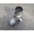 Труба выхлопная 72-07002.00 (колено) двигателя СМД 60