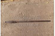 Вал 151.40.217-1 рулевой колонки, шлицевой под насос дозатор, трактора Т-151, Т-156Б-09-03, Т-17221-06, ХТЗ-150К-09-25,Т-121