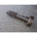 Вал главного сцепления  150.21.214-3 гусеничного трактора  ХТЗ, Т 150г