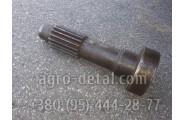 Вал главного сцепления 150.21.214-3 гусеничного трактора Т-150