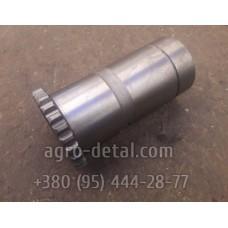 Вал привода ВОМ 155.37.507-1 раздаточной коробки,Т-151,Т-156,Т-17221,Т-17021,Т-157,Т-150-05-09-25,Т-121.