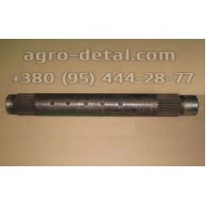 Вал рычагов 150.56.018-2А , под 1 гидро цилиндр, навески, гусеничного трактора Т 150 Г,Т 181