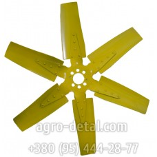 Вентилятор 60-13010.11 крыльчатка ,системы охлаждения дизельного тракторного двигателя СМД 60.СМД 62,СМД 63
