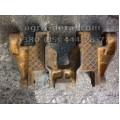 Звено гусеницы 150.34.101-4 (трак) под диаметер пальца 22 гусеничного трактора,Т-150г,ХТЗ-181