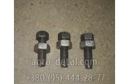 Болт регулировочный Д С Ш 14.21.122-1 с гайкой муфты сцепления трактора Т 16,СШ 2540