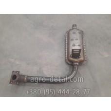 Глушитель СШ20.19.054 трактора Т16,Т16 М,СШ 2540 с двигателем Д-21