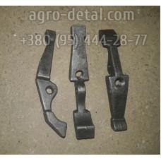 Рычаг отжимной ДСШ 14.21.116-1 корзины муфты главного сцепления трактора Т 16,СШ 2540