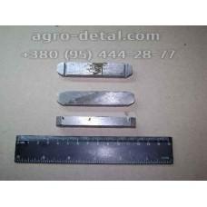 Шпонка 25Ф.38.114 стопора тормозного барабана,трактора  Т-25Ф,Т-25ФМ,Т-2511