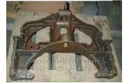 Брус Т40S-2801001-В со шпильками рамы передний крепления переднего моста трактора Т40