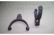 Вилка Д30-4618120-Б2 включения гидронасоса коробки трактора Т 40