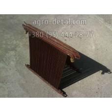Радиатор масляный 74.08.001-2  двигателя СМД-14 трактора Т 74 ,Т-74 С1,Т-74 С2