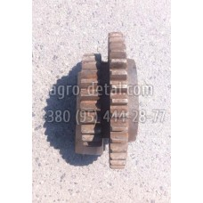 Шестерня мультипликатора 74.37.410-2А коробки  трактора  Т 74,Т 74 С1,Т 74 С2, ХТЗ