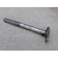Вал кардана 74.36.501 передачи карданной  гусеничного трактора Т 74, Т 74 С1,Т 74С2,ХТЗ