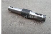 Вал 236-1029154-Б2 ведомой шестерни привода ТНВД старого образца двигателя ЯМЗ 236,ЯМЗ 238