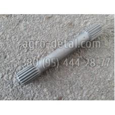 Валик соединительный 240-1029336 привода вспомогательных агрегатов, двигателя ЯМЗ 240,ЯМЗ-240Б, ЯМЗ 240Н