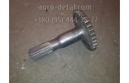Полуось 375-2303065-10 передняя наружная автомобиля Урал 375