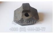 Башмак 130-1001063 опоры крепления двигателя задний автомобиля ЗИЛ130